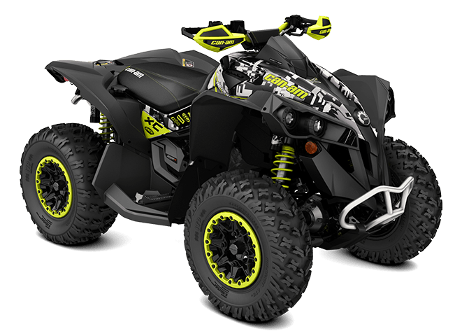 2016 Can-Am Renegade X xc 1000R in Jones, Oklahoma