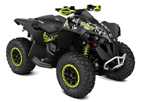 2016 Can-Am Renegade X xc 1000R in Grantville, Pennsylvania