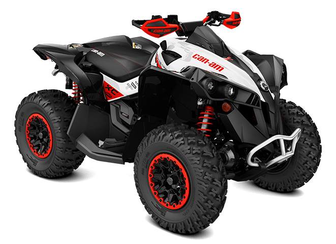 2016 Can-Am Renegade X xc 1000R in Roscoe, Illinois