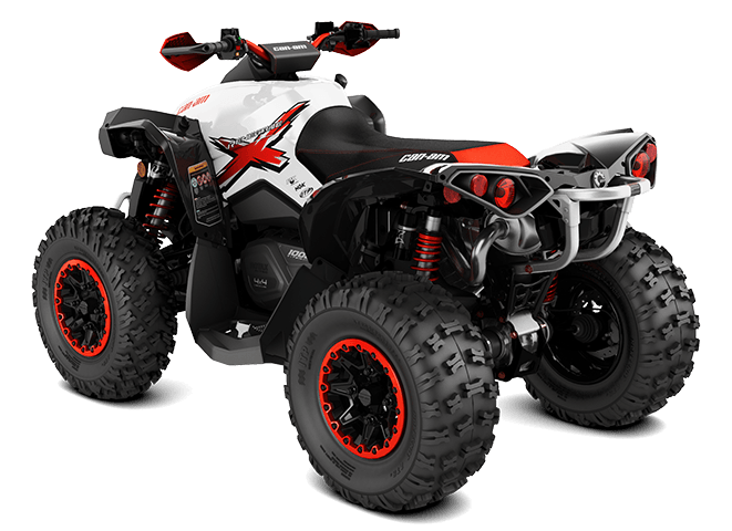 2016 Can-Am Renegade X xc 1000R in Moorpark, California