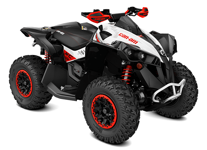 2016 Can-Am Renegade X xc 850 in Enfield, Connecticut