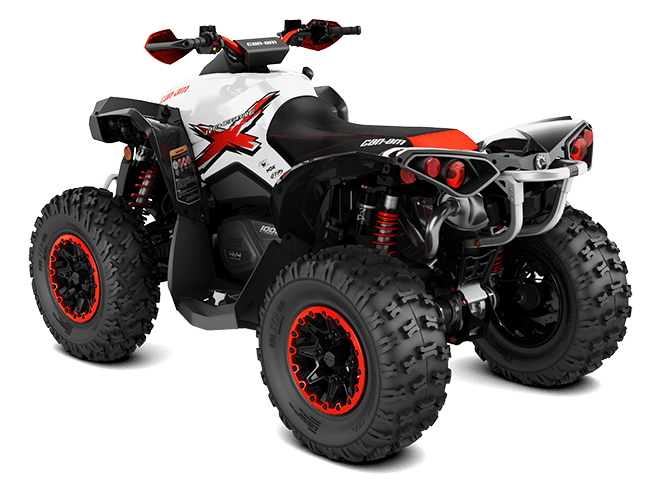 2016 Can-Am Renegade X xc 850 in Seiling, Oklahoma
