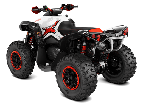2016 Can-Am Renegade X xc 850 in Kittanning, Pennsylvania