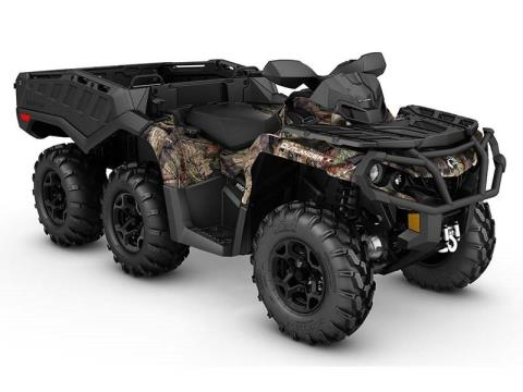 2016 Can-Am Outlander 6X6 XT 1000 in Shawano, Wisconsin