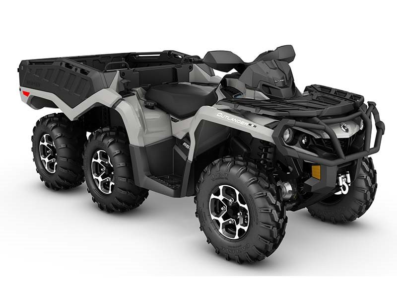 2016 Can-Am Outlander 6X6 XT 650 in Huntington, West Virginia