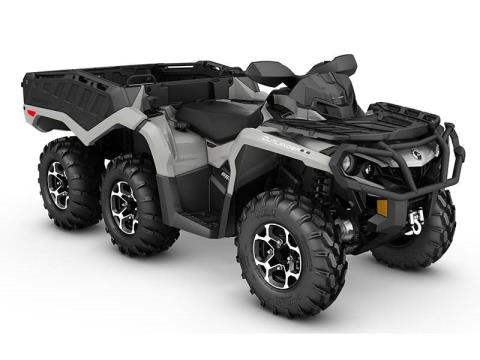 2016 Can-Am Outlander 6X6 XT 650 in Roscoe, Illinois