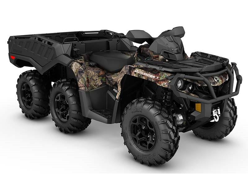 2016 Can-Am Outlander 6X6 XT 650 in Springville, Utah