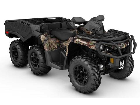 2016 Can-Am Outlander 6X6 XT 650 in Shawano, Wisconsin