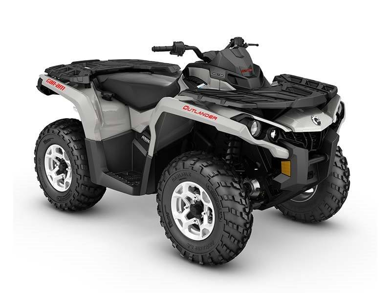 2016 Can-Am Outlander DPS 1000R in Jones, Oklahoma