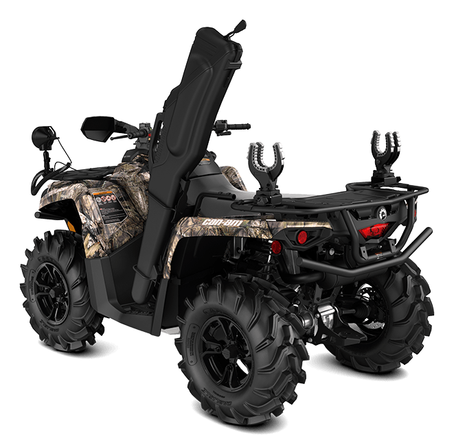 2016 Can-Am Outlander L 570 Mossy Oak Hunting Edition in Memphis, Tennessee