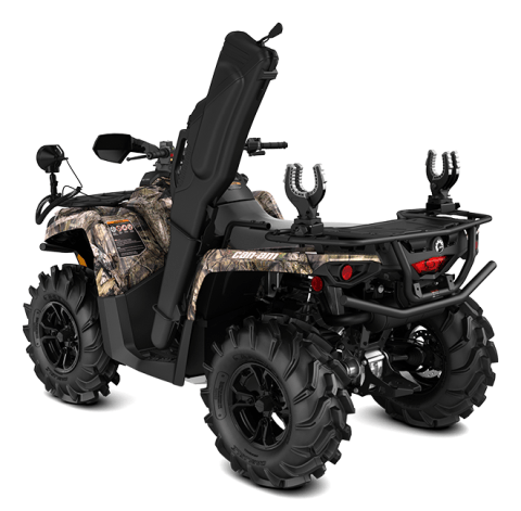 2016 Can-Am Outlander L 570 Mossy Oak Hunting Edition in Roscoe, Illinois