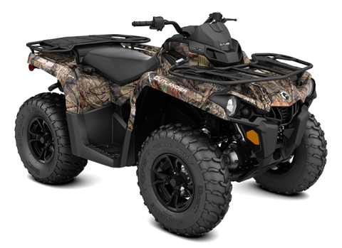 2016 Can-Am Outlander L DPS 450 in Gaylord, Michigan