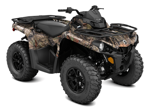 2016 Can-Am Outlander L DPS 570 in Detroit Lakes, Minnesota