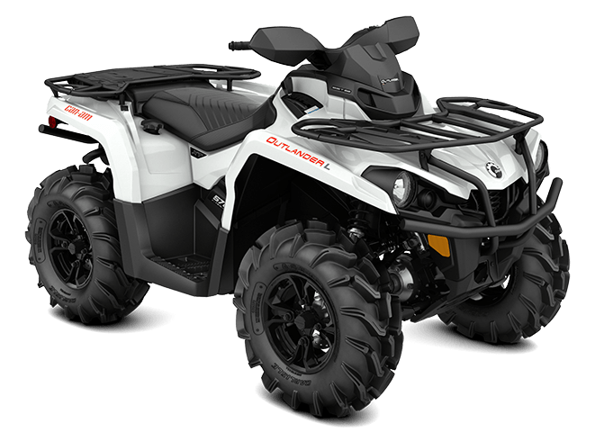 2016 Can-Am Outlander L LE 570 in Enfield, Connecticut