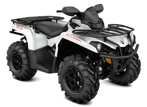 2016 Can-Am Outlander L LE 570 in Roscoe, Illinois