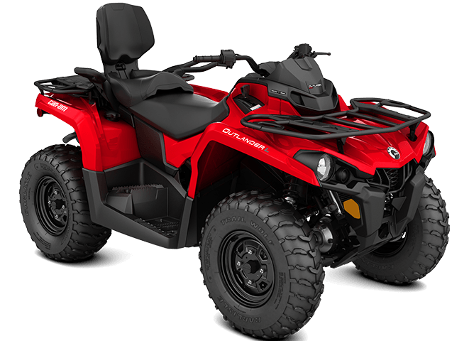 2016 Can-Am Outlander L MAX 450 in Tyrone, Pennsylvania
