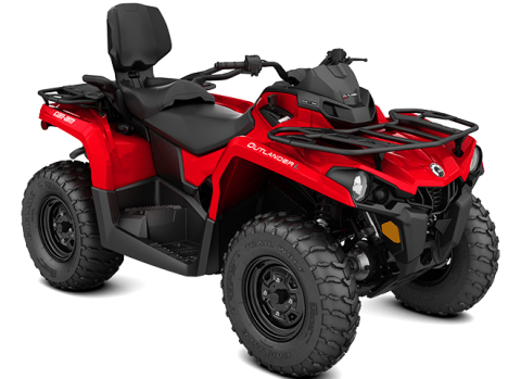 2016 Can-Am Outlander L MAX 570 in Jesup, Georgia