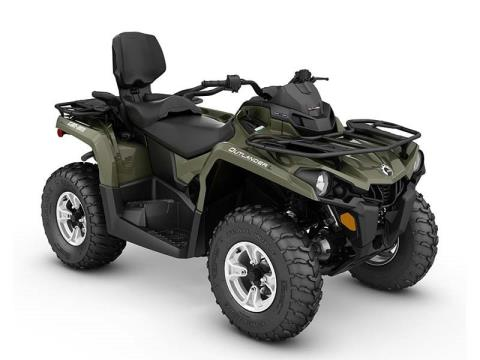 2016 Can-Am Outlander L MAX DPS 450 in Enfield, Connecticut