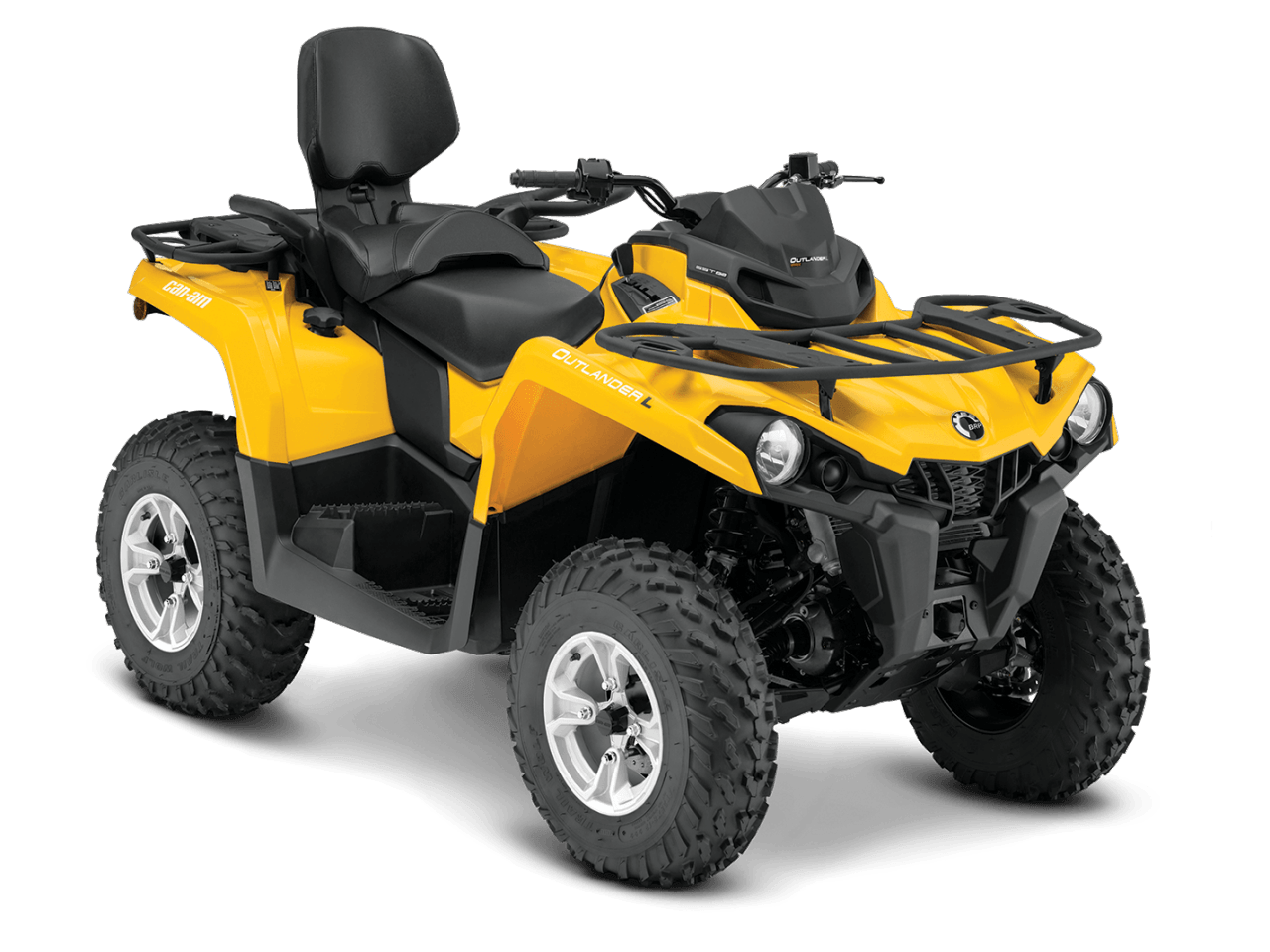 2016 Can-Am Outlander L MAX DPS 450 in Cedar Falls, Iowa