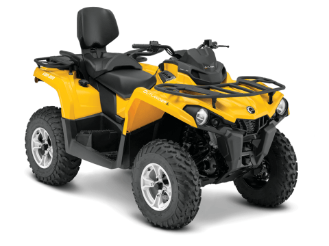 2016 Can-Am Outlander L MAX DPS 450 in Roscoe, Illinois