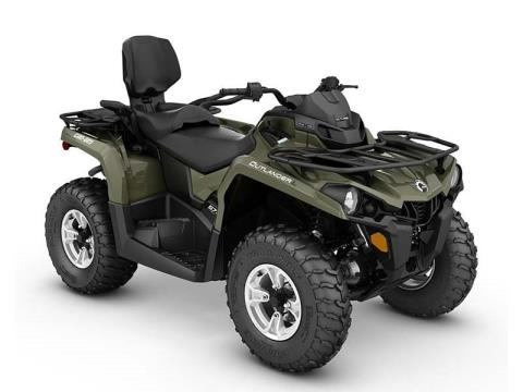 2016 Can-Am Outlander L MAX DPS 570 in Jones, Oklahoma