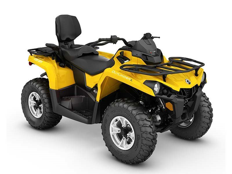 2016 Can-Am Outlander L MAX DPS 570 in Chippewa Falls, Wisconsin