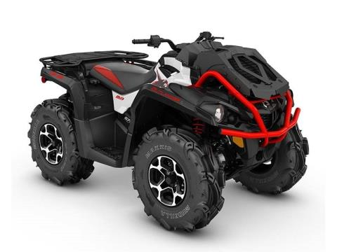 2016 Can-Am Outlander L X mr 570 in Roscoe, Illinois