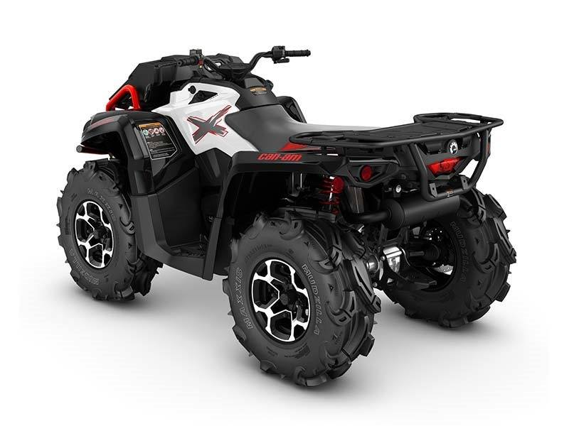 2016 Can-Am Outlander L X mr 570 in Enfield, Connecticut