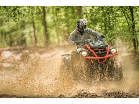 2016 Can-Am Outlander L X mr 570 in Cedar Falls, Iowa - Photo 5