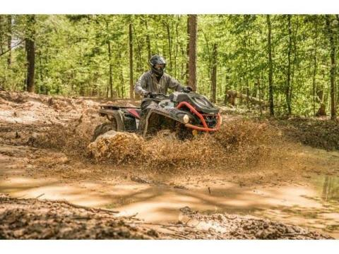 2016 Can-Am Outlander L X mr 570 in Seiling, Oklahoma