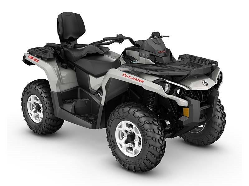 2016 Can-Am Outlander MAX DPS 570 in Canton, Ohio