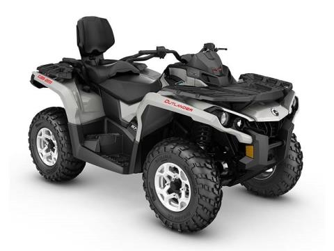 2016 Can-Am Outlander MAX DPS 570 in Roscoe, Illinois