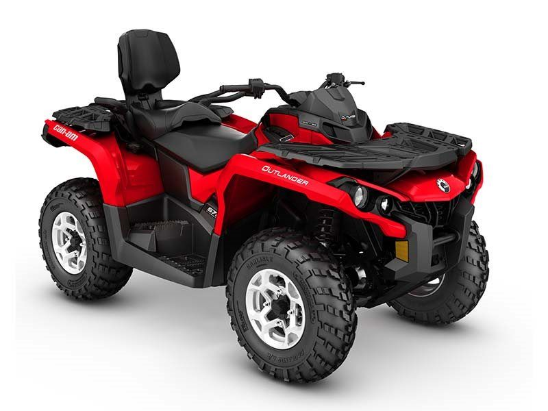 2016 Can-Am Outlander MAX DPS 570 in Grantville, Pennsylvania
