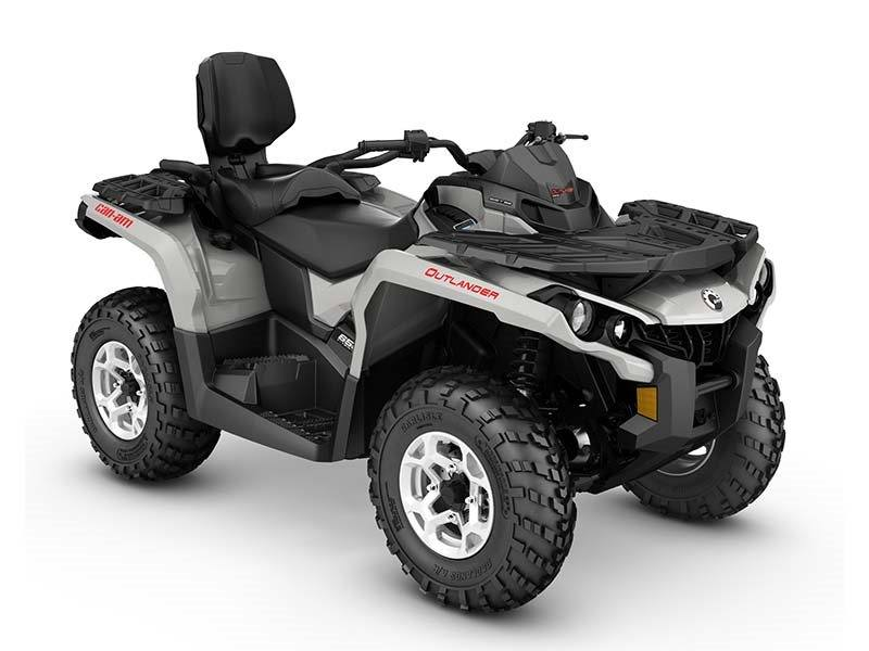 2016 Can-Am Outlander MAX DPS 650 in Shawano, Wisconsin
