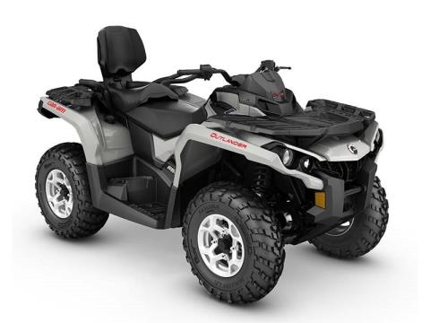 2016 Can-Am Outlander MAX DPS 650 in Roscoe, Illinois