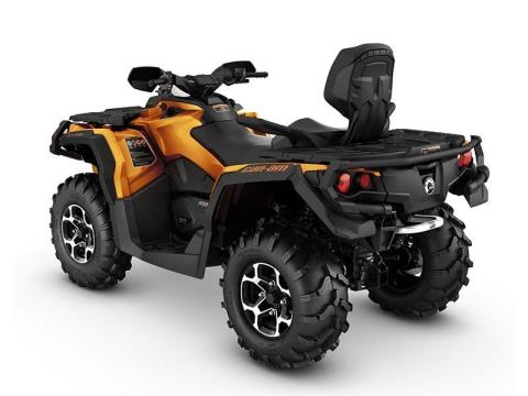 2016 Can-Am Outlander MAX Limited in Enfield, Connecticut