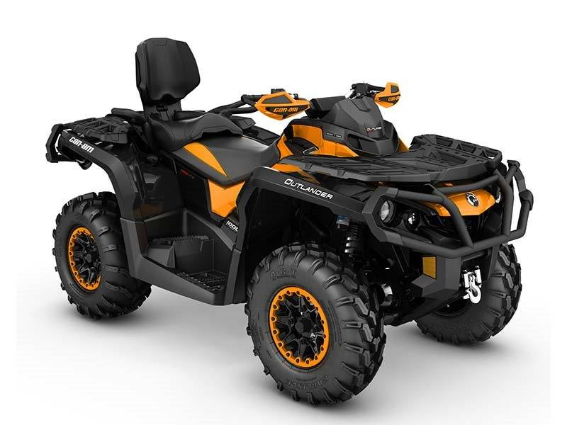 2016 Can-Am Outlander MAX XT-P 1000 in Enfield, Connecticut