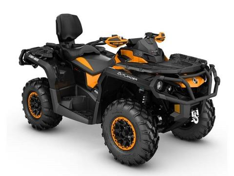 2016 Can-Am Outlander MAX XT-P 850 in Elizabethton, Tennessee