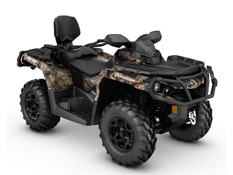 2016 Can-Am Outlander MAX XT 1000R in Canton, Ohio