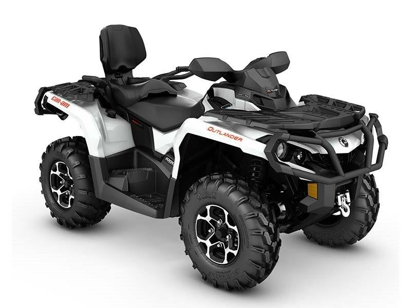 2016 Can-Am Outlander MAX XT 1000R in Shawano, Wisconsin