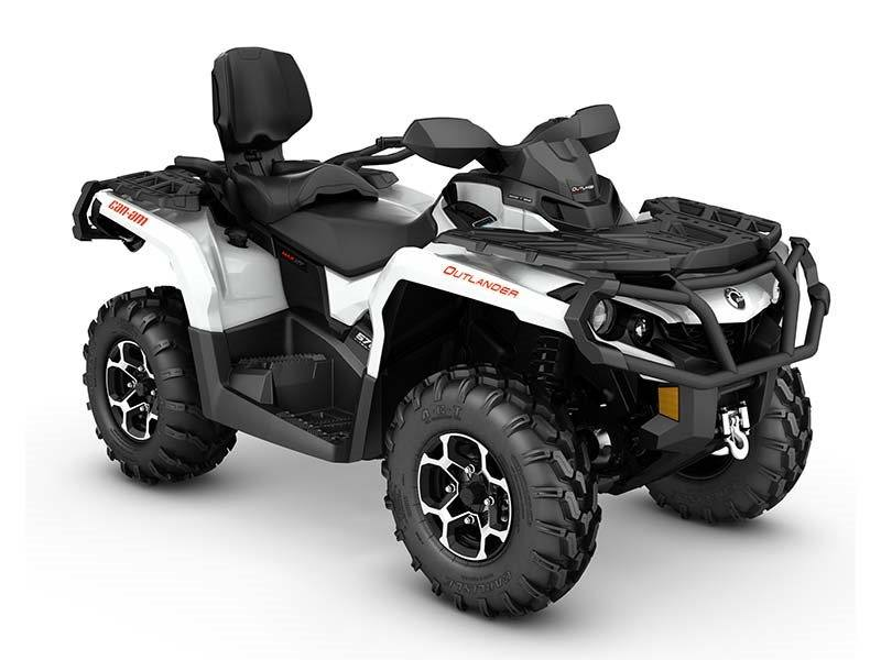 2016 Can-Am Outlander MAX XT 570 in Jones, Oklahoma
