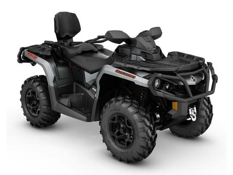 2016 Can-Am Outlander MAX XT 650 in Seiling, Oklahoma