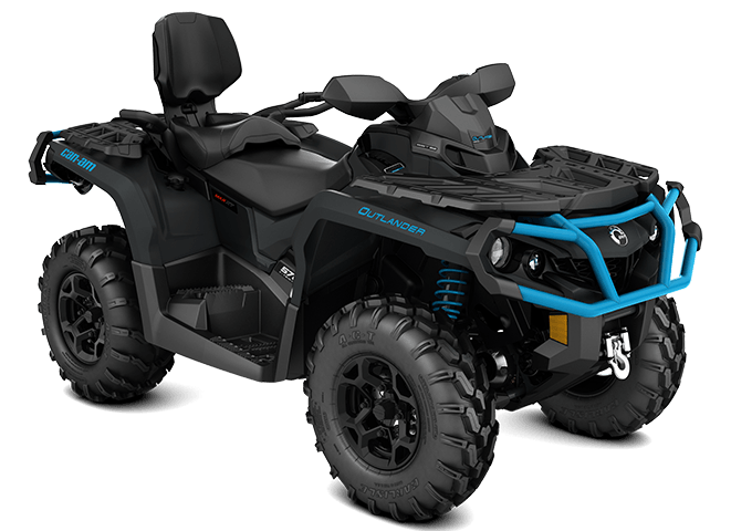 2016 Can-Am Outlander MAX XT 650 in Richardson, Texas