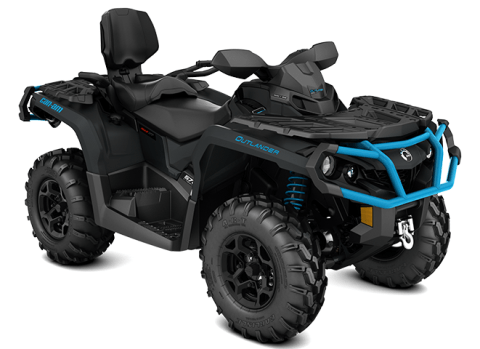 2016 Can-Am Outlander MAX XT 650 in Roscoe, Illinois