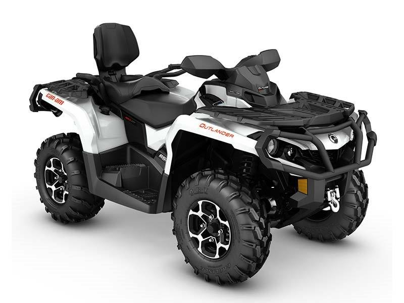 2016 Can-Am Outlander MAX XT 650 in Shawano, Wisconsin