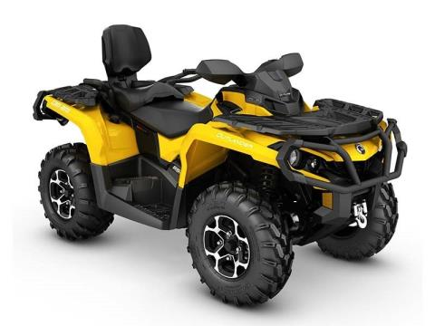 2016 Can-Am Outlander MAX XT 650 in Jesup, Georgia