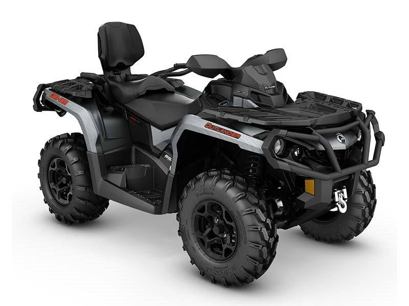 2016 Can-Am Outlander MAX XT 850 in Seiling, Oklahoma