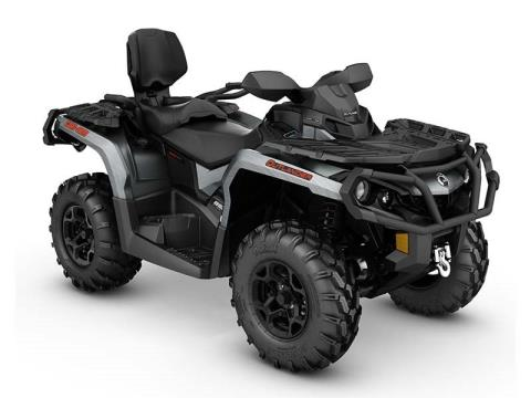 2016 Can-Am Outlander MAX XT 850 in Smock, Pennsylvania