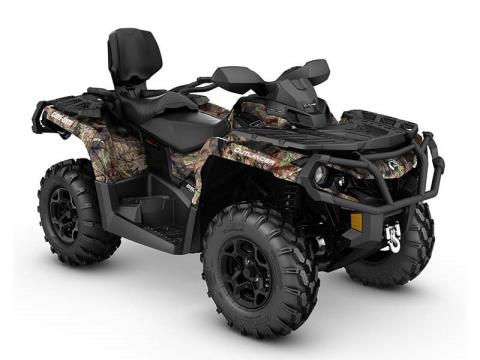 2016 Can-Am Outlander MAX XT 850 in Salt Lake City, Utah