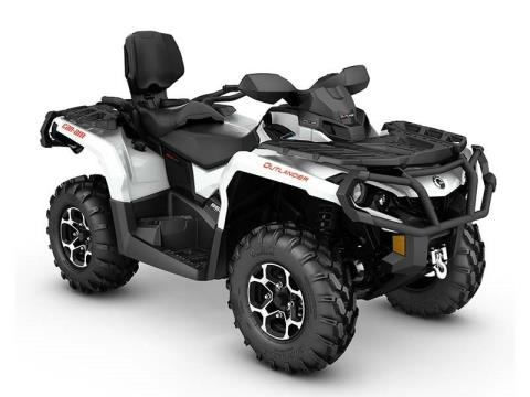 2016 Can-Am Outlander MAX XT 850 in Huron, Ohio